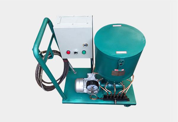 GDB-1流动车式电动润滑泵