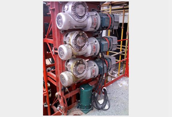 施工升降机注油泵