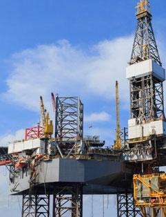 石油应用领域