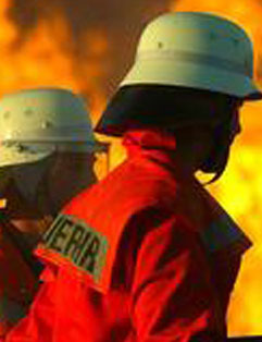 消防应用领域